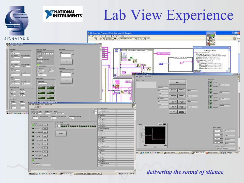 LabVIEW Integration